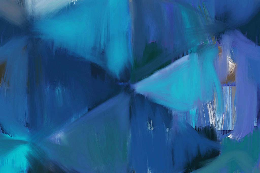 Redefining Cubism (detail) by Ron Braverman
